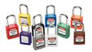 PF-150147 - ID-449157 - Brady Safety padlocks - non-conductive